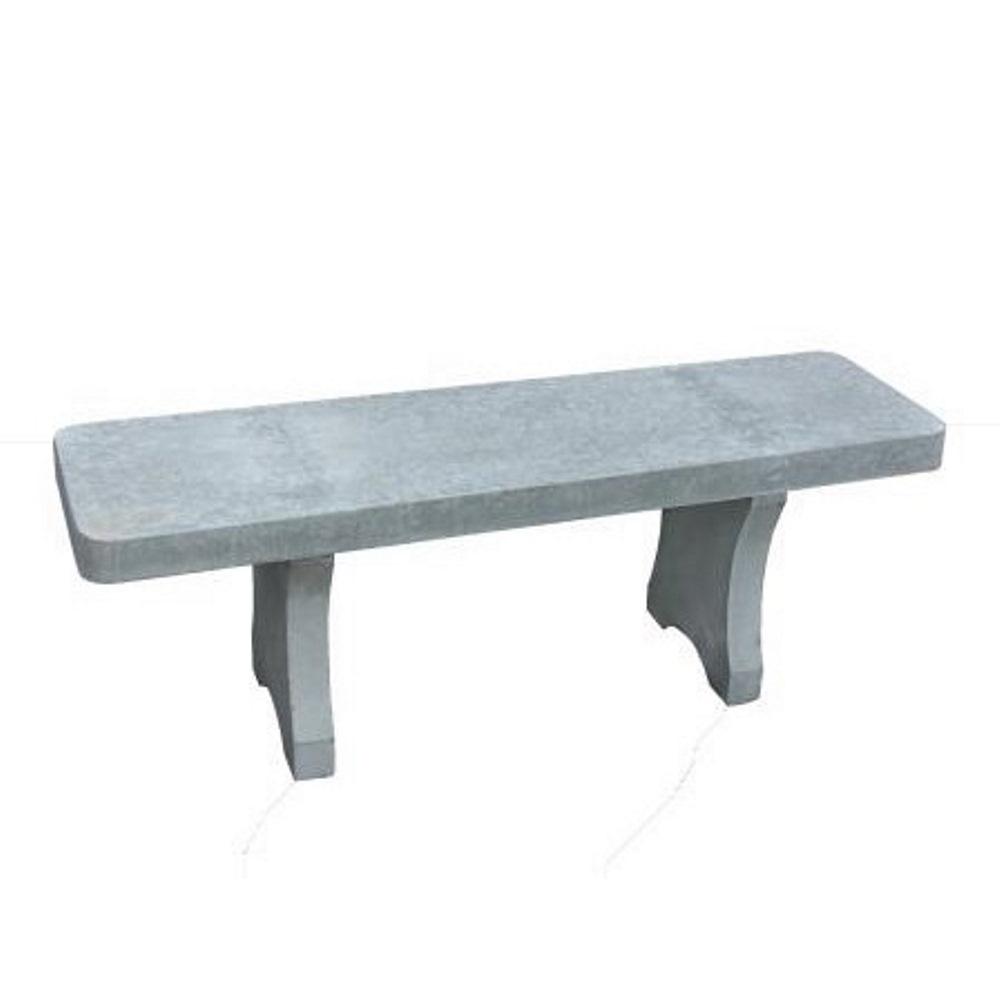 Tubolar pr moldados or amento e pre o banco de concreto - Bancos de cemento ...